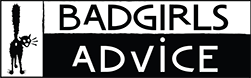 Bad Girls Advice™  Logo